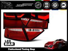 FEUX ARRIERE ENSEMBLE LDAUE2 AUDI A5 2007 2008 2009 2010 2011 COUPE RED LED BAR