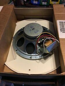 "(1) Electro-Voice 309-8TWB 16W 8"" Standard Two-Way Ceiling Speaker"