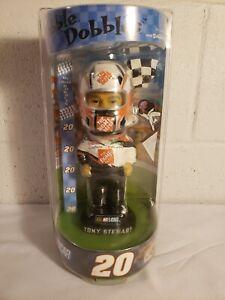 NASCAR #20 TONY STEWART BOBBLE DOBBLES BOBBLEHEAD NEW SEALED JOE GIBBS RACING