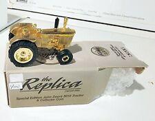 1/64 The Replica Gold John Deere 5010 Tractor