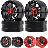 "Alloy Beadlock Wheel Rim 1.9"" For RC 1/10 TRX-4 CC01 MST JIMNY RC4WD TF2 AXIAL"