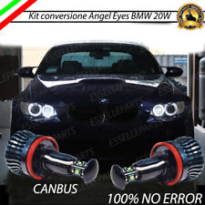 LAMPADE H8 LED CREE 20W PER ANGEL EYES BMW SERIE 3 E92 CANBUS 6000K NO ERROR