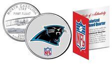 CAROLINA PANTHERS Officially Licensed NFL North Carolina U.S. State Quarter Coin