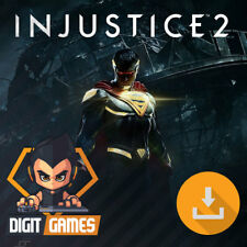 Injustice 2 - Steam Key / PC Game - Super Heroes / Fighting [NO CD/DVD]