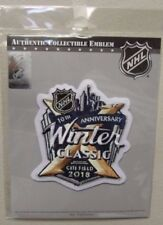 2018 NHL WINTER CLASSIC NEW YORK RANGERS HOCKEY JERSEY PATCH EMBLEM