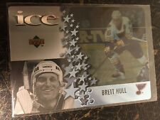 UPPER DECK HOCKEY 1997 BRETT HULL MCDONALD'S CARD MCD 16 ST LOUIS BLUES