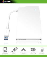 ICY-BOX IB-AC606-U3 externes USB 3.0 Gehäuse 2,5 Zoll SATA SSD/HDD Werkzeuglos