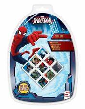 Würfel Puzzle Spiderman Marvel - Rubik 3x3 Cubes 5.5cm Puzzlespiel 5+ Neu