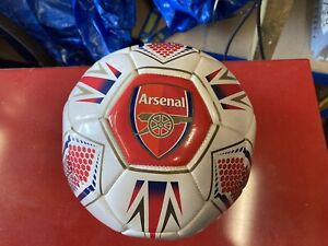 Arsenal Football Club Official Size 5 Ball Badge Crest