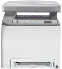 Ricoh Aficio SP C220S Desktop Network Color Laser Printer Scanner Fax Copier