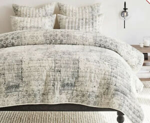 Pottery Barn Sedona King/Cal King Quilt New With Tags