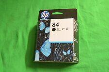 HP 84  Black Original Printhead c5019a Designjet 10ps 20ps 50p 120 130 Date 2013