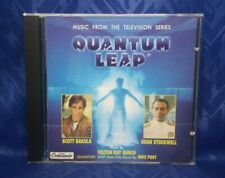 Quantum Leap Cd Soundtrack, Music from the Tv Series, by Gnp Crescendo 1993