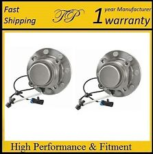 Front Wheel Hub Bearing Assembly for GMC Sierra 1500 HD (2WD) 2005 - 2007 (PAIR)