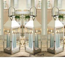 Votive Silver Wedding Lanterns for sale | eBay