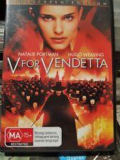 V For Vendetta (DVD, 2006)