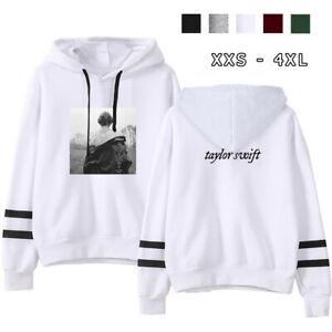 Taylor Swift Folklore  Mens Hoodie Women's Top Sweater Pullover Cardigan Coat AU