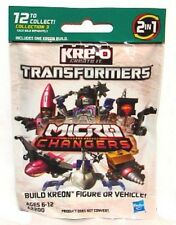Kre-o: Transformers Micro Changers 2 in 1 - Series 3