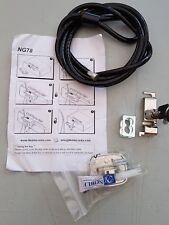 Ordinateur PC de bureau serrure câble de sécurité système NG78 anti theft protection