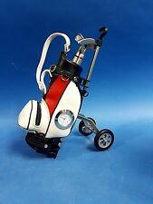 Biroie Buddy Colorful Chariot de Golf Sac Stylos détenteurs Gadget De Bureau Stylo Cadeau Biro