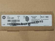 Factory Seal 1747-L551/C Allen Bradley SLC500 5/05 CPU Processor PLC New In Box