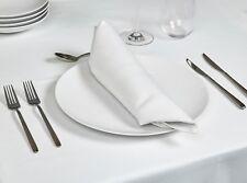 NEW | Polyester Easycare | Plain Tablecloths (Various Sizes & Colours)
