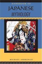 New - Handbook of Japanese Mythology (Handbooks of World Mythology)