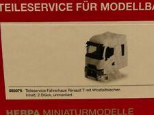 1//87 Herpa renault t conductor casa contenido 2 unidades 085076