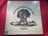Z-18 TRAFFIC John Barleycorn Must Die ...... UAS 5504 ...... GATEFOLD