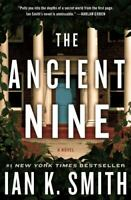 BOOK - THE ANCIENT NINE by Ian K Smith - A Hardback Novel