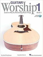 Guitar Worship - Method Book 1: Learn to Play by Strumming Praise Songs