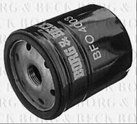BORG & BECK BFO4003 OIL FILTER  RC1108372P OE QUALITY