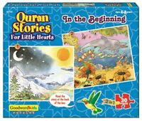 Qur'an Stories For Little Hearts Puzzle: In the Beginning