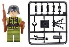 WW2 Japanese imperial army German Custom Minifigure Army figure toy  Soldier