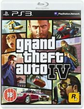 Grand Theft Auto IV PS3 game (2008)