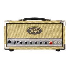 Peavey Classic Mh 20W Micro Head Tube Guitar Amplifier Head w/ 2-Channels Eq