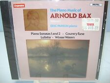 THE PIANO MUSIC OF ARNOLD BAX Vol 1, Eric Parkin-piano, Chandos, NEW