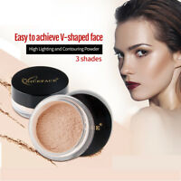 LN_ EG_ NICEFACE Makeup Foundation Finish Translucent Smooth Face Loose Powder