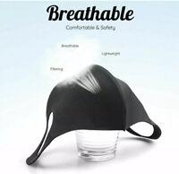 Melbourne Stock Adult Breathable Pollution Face Mask Reusable Washable Masks AU