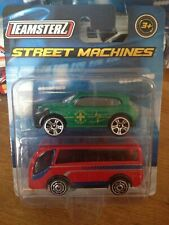 Range Rover Evoque & Ford Transit Street Machines by Teamsters 1-64th New