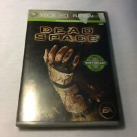 Complete Dead Space CIB (Microsoft Xbox 360) Video Game w/ Manual Free Shipping