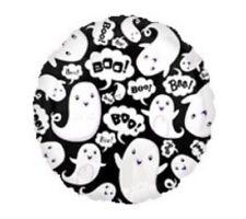 "Ghost 18"" Halloween Balloon Birthday Party Decorations"