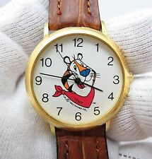 "TONY THE TIGER Kellogg's Cereal Giveaway ""RARE"" Men/Boys Watch M-50 L@@K"