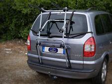 Portabici auto per BMW X1 E84 2009>2012 in acciaio kit porta bici 3 biciclette