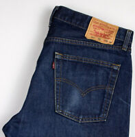 Levi's Strauss & Co Hommes 521 02 Jeans Jambe Droite Taille W38 L30 AKZ426
