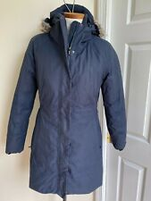 The North Face Womens Arctic Parka Size M Navy Blue