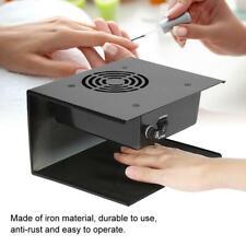 300W Pro Nail Polish Dryer Nail Air Dryer Fan Auto Induction Warm & Cool Wind