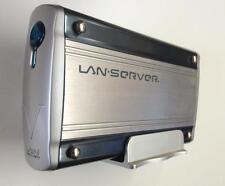 "LAN.SERVER  3.5"" HDD enclosure USB   Ethernet mini file server"