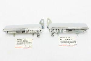 Toyota Land Cruiser FJ40 FJ45 BJ40 OEM Front Left & Right Outside Door Handle