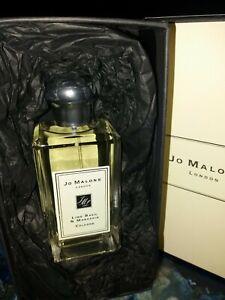 Jo Malone Perfume Lime Basil and Mandarin Cologne 100ml BNIB Rrp £100